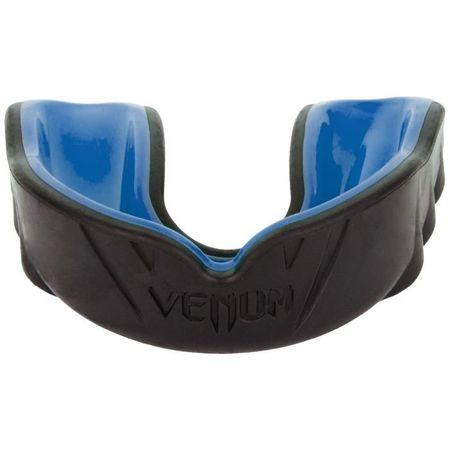 """VENUM Chránič na zuby """"Challenger"""", černá / modrá"""