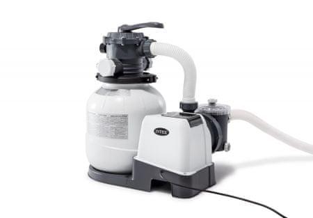 Intex Písková filtrace – 6 m3/h (26646GS) - zánovní
