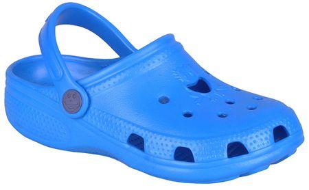 Coqui chlapecké sandály 28,5 modrá