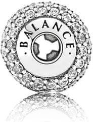 Pandora Błyszczący koralik Essence Harmony 796088 CZ srebro 925/1000