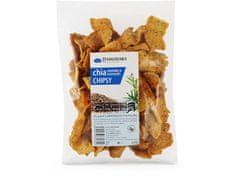 Damodara Chipsy s chia semínky a rozmarýnem 100 g