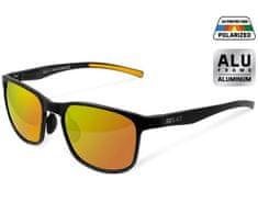 Delphin Polarizačné Okuliare SG Black Oranžové Sklá