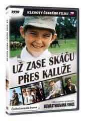 Už zase skáču přes kaluže - edice KLENOTY ČESKÉHO FILMU (remasterovaná verze) - DVD