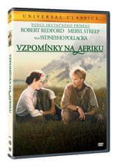 Vzpomínky na Afriku - DVD