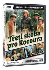 Třetí skoba pro Kocoura - edice KLENOTY ČESKÉHO FILMU (remasterovaná verze) - DVD