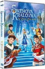 Sněhová královna: V zemi zrcadel - DVD