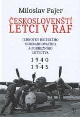 autor neuvedený: Českoslovenští letci v RAF