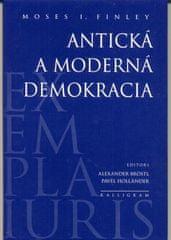 I. Finley Moses: Antická a moderná demokracia