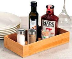 Kesper Bambusový kuchyňský úložný box
