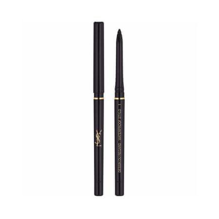 Yves Saint Laurent Wodoodporny ołówek Dessin du Regard Stylo ( proof Eye Pencil) Water ( proof Eye Pencil) 1,2 g (cień