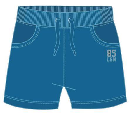 Losan chlapecké kraťasy 68 modrá