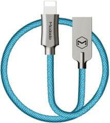 Mcdodo Knight Lightning datový kabel, 1,2 m, modrá, CA-3922
