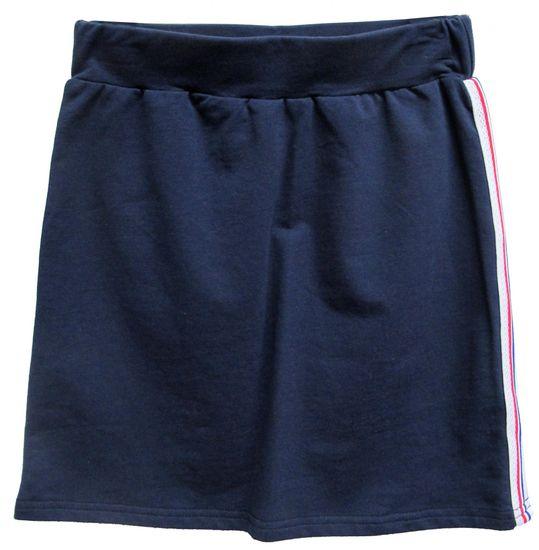 Topo dievčenská sukňa 128 modrá