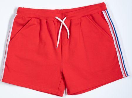 Topo dekliške kratke hlače, 170, rdeče