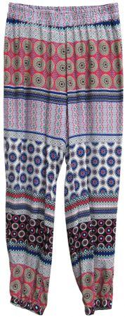 Topo hlače za djevojčice, 128, višebojne