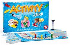 Piatnik Activity Junior - Új kiadás Társasjáték - Magyar nyelvű