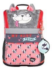 BAAGL tornister szkolny Zippy Doggie