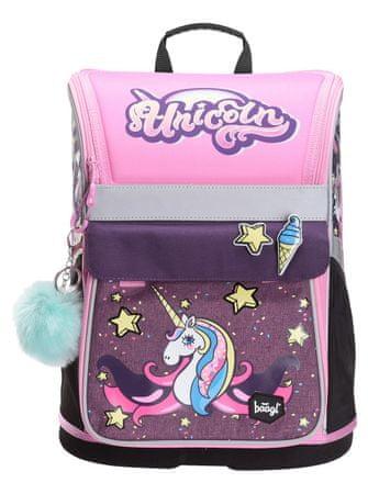 BAAGL Zippy Unicorn iskolatáska