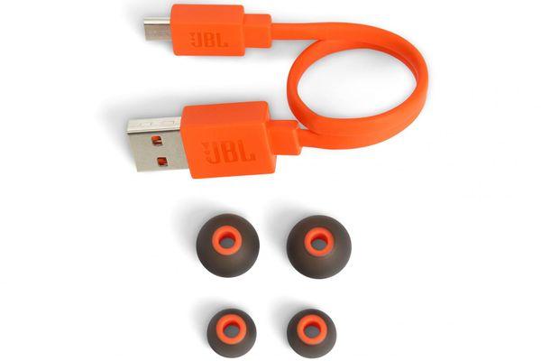 stylová minimalistická sluchátka jbl t160bt Bluetooth bezdrátová li-ion akumulátor 120 mah kapacita výdrž až 6 h microUSB kabel 3tlačítkové ovládání