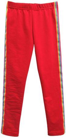 Topo dekliške hlače, 116, rdeče