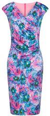 Smashed Lemon Dámske šaty 19371 Ocean/Pink