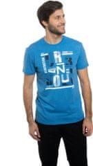 SAM73 Pánske tričko S Krátkym rukávom MT 746