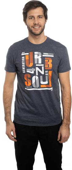 SAM73 Pánske tričko s krátkym rukávom MT 746 240 S