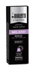 BIALETTI Nespresso Milano 10 kapslí