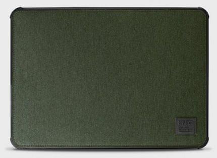 """UNIQ etui ochronne dFender do 13"""" Macbooka/laptopa Khaki Green, UNIQ-DFENDER(13)-GREEN"""