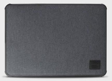 """UNIQ dFender ochranné pouzdro pro 13"""" Macbook/laptop Marl Grey, UNIQ-DFENDER(13)-GREY"""
