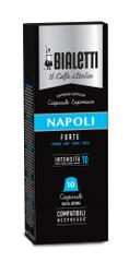 BIALETTI Nespresso Napoli 10 kapslí
