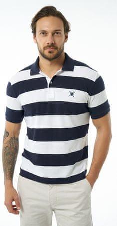 AUDEN CAVILL moška polo majica, XXL, temno modra
