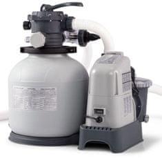 Intex Filtracja piaskowa z solinatorem - 5700 l / h (28676)