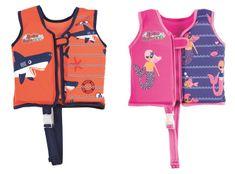 Mikro hračky Vesta plávacia 1-3roky (11-18kg) 2 farby
