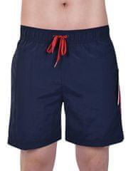 Tommy Hilfiger Plavkové kraťasy Slim Fit Medium Drawstring UM0UM01079 -416 Navy Blaze r