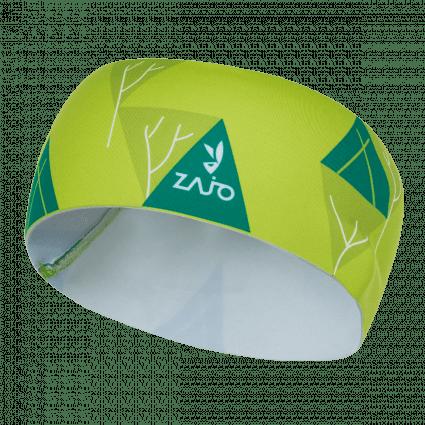 ZAJO Headband zelená