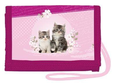 Stil Peněženka na krk Kittens