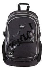 BAAGL plecak szkolny Logo Black