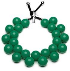 Ballsmania Originálne náhrdelník C206 15-5722 Verde Bottiglia