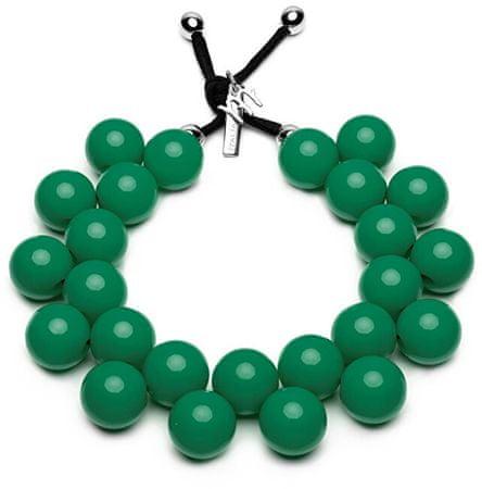 Ballsmania Originalna ogrlica C206 15-5722 Verde Bottiglia