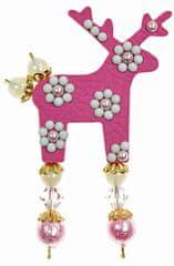 Deers Kis rózsaszín szarvas Kalisia