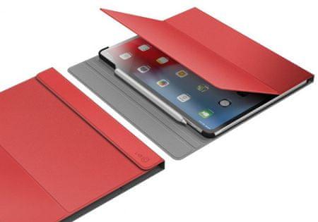Lab.C Slim Fit case pro iPad Pro 11 (2018) - červený, LABC-521-IPD11-RD