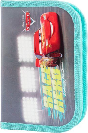 BAAGL Školní penál klasik Cars 3