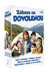 """Kolekce """"Zábava na dovolenou"""" (5DVD) - DVD"""