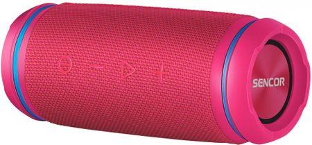 SENCOR Sirius SSS 6400N, rózsaszín