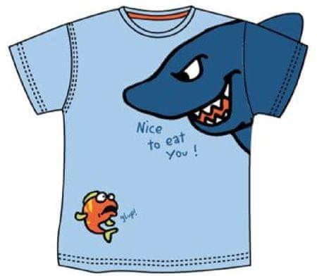 Carodel chlapčenské tričko 92 modrá