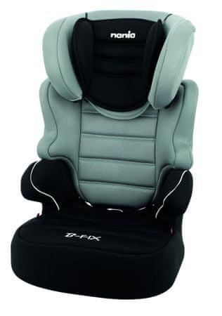Nania fotelik samochodowy Befix SP Luxe Grey
