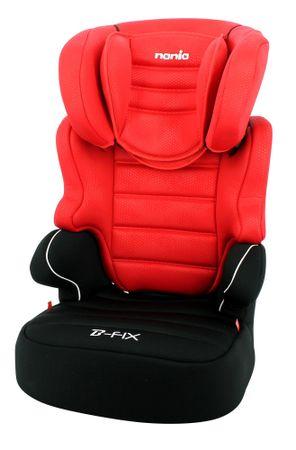 Nania autosjedalica Befix SP Luxe, crvena