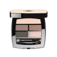Chanel Paletka očných tieňov (Healthy Glow Natura l Eyeshadow Palette) 4,5 g