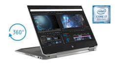 HP prijenosno računalo ZBook x360 Studio G5 i7-8750H/16GB/SSD 512GB/P1000/15,6''FHD IPS Touch/W10P (5UC45EA#BED)